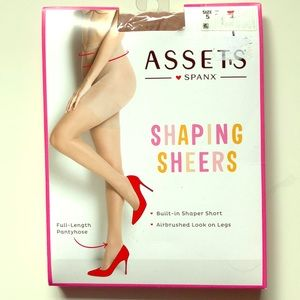 Sz 5 (XXL) Nude Assets by Spanx Shaping Sheers